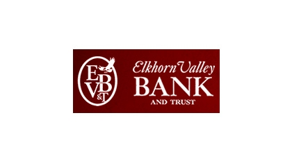 Elkhorn Valley Bank & Trust logo
