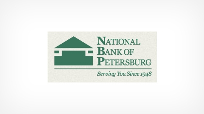 National Bank of Petersburg logo