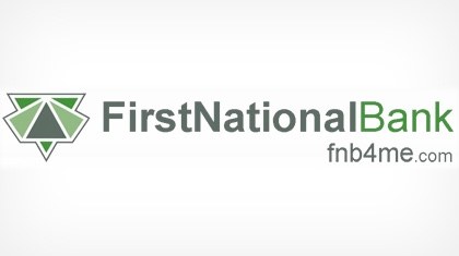 First National Bank of Chadron Logo