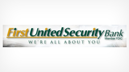First United Security Bank logo