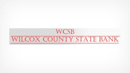 Wilcox County State Bank Logo