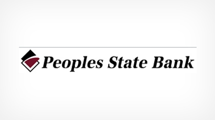 Peoples State Bank, Fairmount, N. D. logo