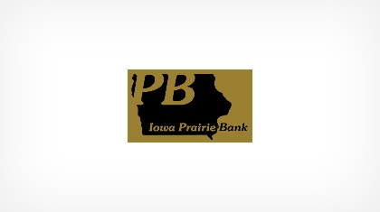 Iowa Prairie Bank logo