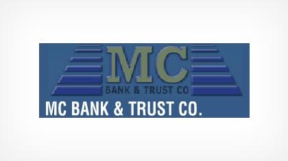 M C Bank & Trust Company logo