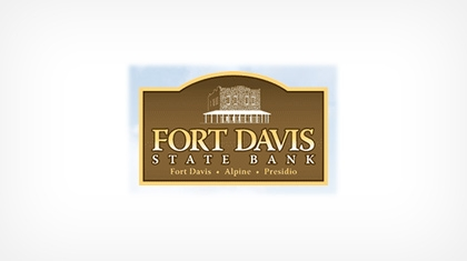 Fort Davis State Bank logo