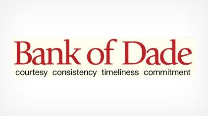 Bank of Dade logo