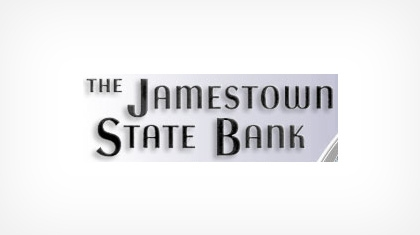The Jamestown State Bank logo