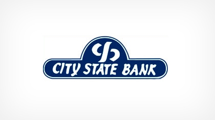 The City State Bank logo