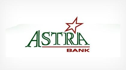 Astra Bank logo
