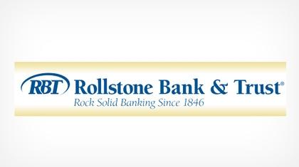 Rollstone Bank & Trust logo