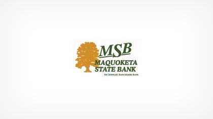 Maquoketa State Bank Logo