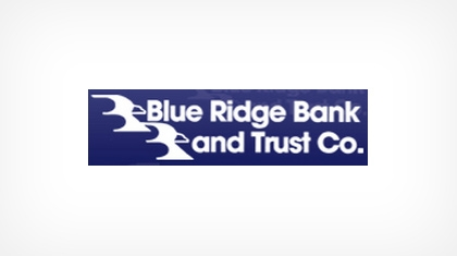Blue Ridge Bank and Trust Co. logo