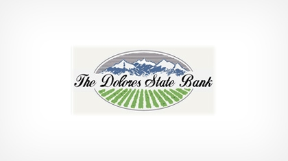 The Dolores State Bank logo