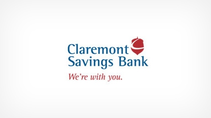 Claremont Savings Bank logo