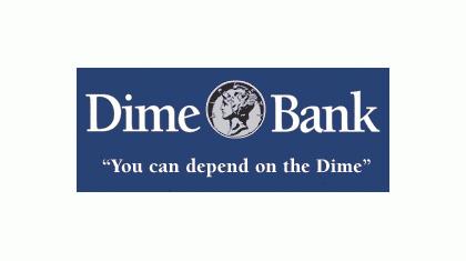 Dime Bank logo