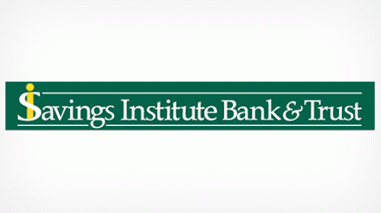 Savings Institute Bank and Trust Company logo