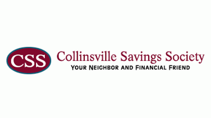 Collinsville Savings Society logo