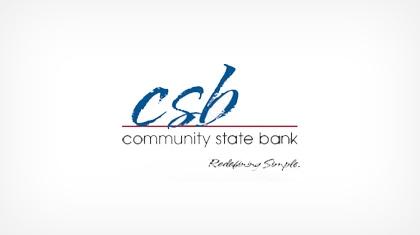 Community State Bank, National Association logo