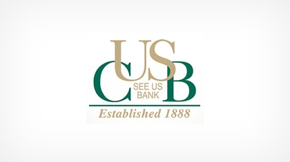 C Us Bank logo