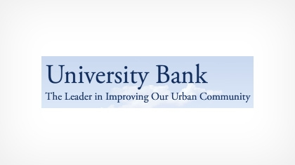 University National Bank (St. Paul, MN) Logo