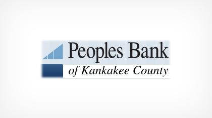 Peoples Bank of Kankakee County Logo