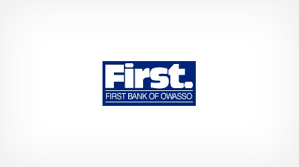 First Bank of Owasso logo