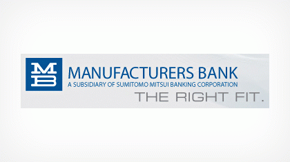 Manufacturers Bank Logo