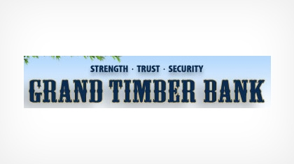 Grand Timber Bank logo