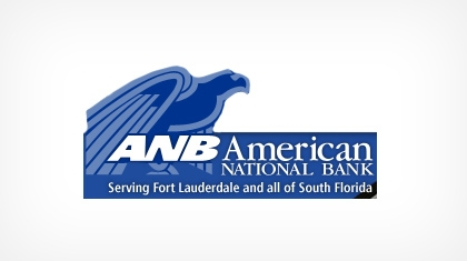American National Bank (Oakland Park, FL) logo