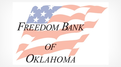 Freedom Bank of Oklahoma logo