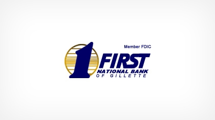 First National Bank of Gillette logo