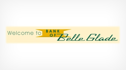 Bank of Belle Glade logo