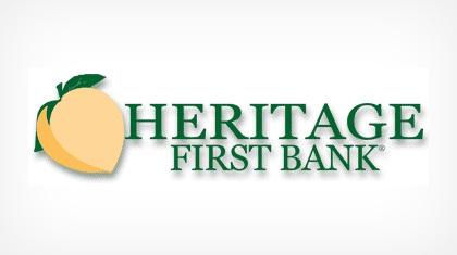 Heritage First Bank (Rome, GA) logo