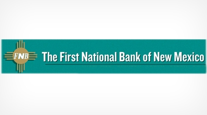 The First National Bank of New Mexico Logo