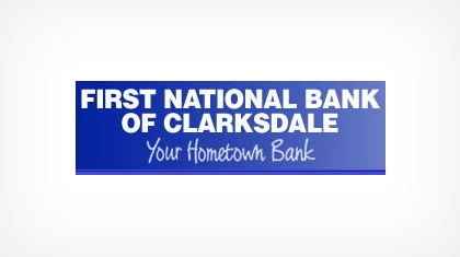 First National Bank of Clarksdale logo