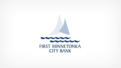 First Minnetonka City Bank logo
