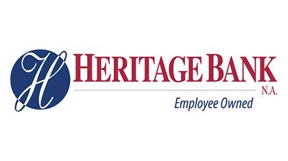 Heritage Bank N. A. logo