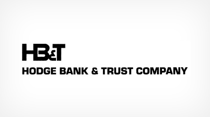Hodge Bank & Trust Company logo