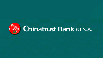 Chinatrust Bank (u.s.a.) logo