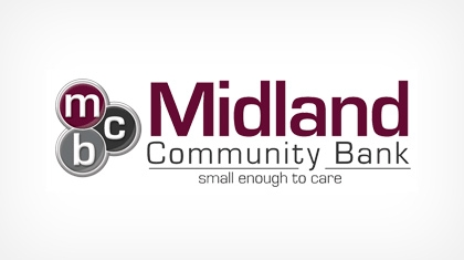 Midland Community Bank logo