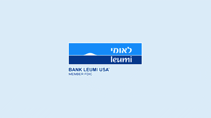 Bank Leumi Usa logo