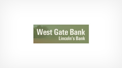 West Gate Bank logo