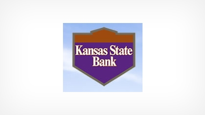 Kansas State Bank of Manhattan logo