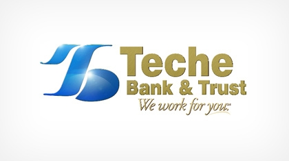 Teche Bank & Trust Co. logo