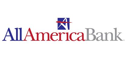All America Bank logo