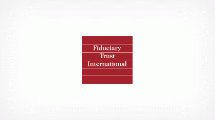 Fiduciary Trust Company International logo