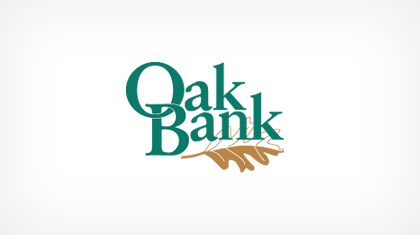 Oak Bank (Fitchburg, WI) logo