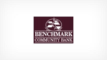 Benchmark Community Bank Logo