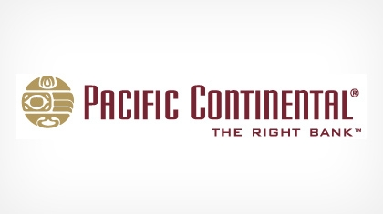 Pacific Continental Bank Logo