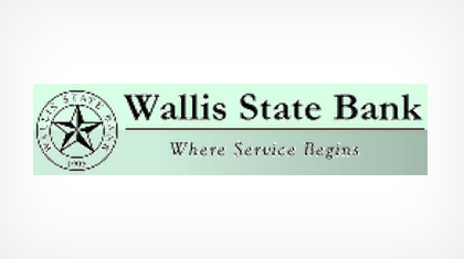 Wallis State Bank logo